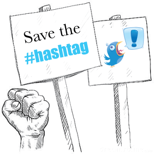 Save the Hashtag